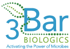 3 Bar Biologics Logo